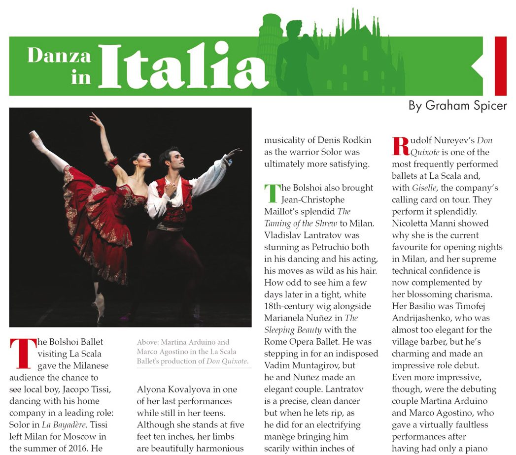 Dancing Times November 2018