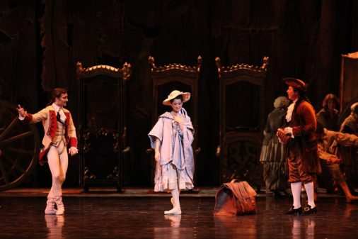 Emanuela Montanari As Manon, Photo By Brescia E Amisano