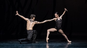 The National Ballet of Canada's first performance in Russia to be livestreamed