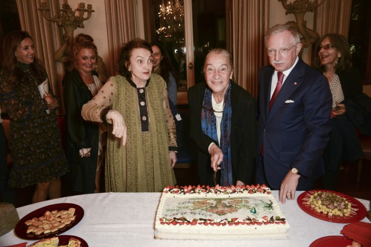 Le Corsaire cake