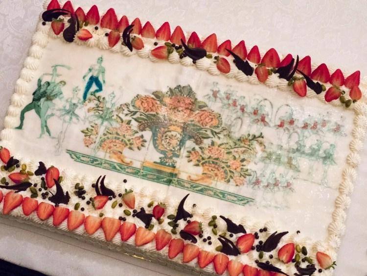Luisa Spinatelli's Le Corsaire cake