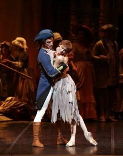 Manon - Svetlana Zakharova and Mick Zeni, photo Brescia e Amisano, Teatro alla Scala, 17 October 2018-01