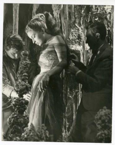 Ulysses, film by Camerini, Mangano, Coltellacci, 1954