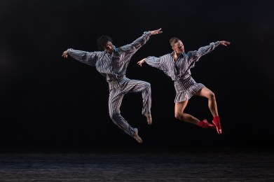 04 In the Upper Room by Twyla Tharp © Dasa Wharton, Birmingham Royal Ballet 2018 02