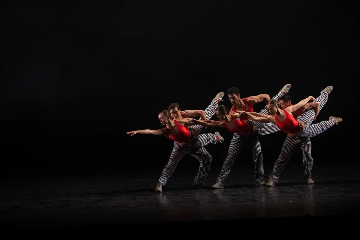 09 In the Upper Room by Twyla Tharp © Dasa Wharton, Birmingham Royal Ballet 2018 06