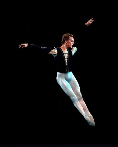 Giselle David Hallberg, photo by Credit Rosalie O'Connor