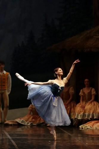 Giselle Maria Eichwald and Claudio Coviello photo by Brescia e Amisano, Teatro alla Scala