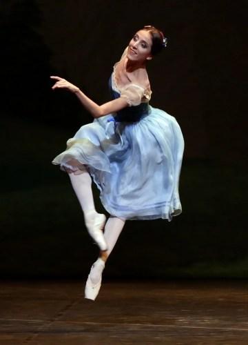 Giselle Vittoria Valerio, photo by Brescia e Amisano, Teatro alla Scala