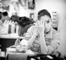 Yasmine Naghdi prepares for Gamzatti, photo by Dasa Wharton 03