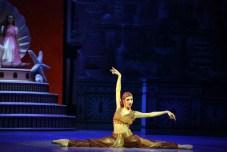 George Balanchine's The Nutcracker®, Maria Celeste Losa as Coffee, photo by Brescia e Amisano, Teatro alla Scala 2018