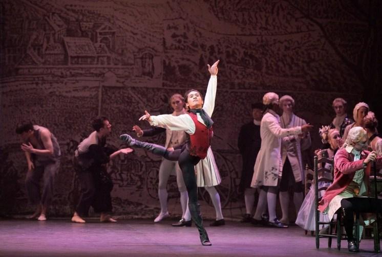 Jeffrey Cirio in English National Ballet's Manon, photo by Laurent Liotardo (2)