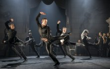 Matthew Bourne's SWAN LAKE. Will Bozier 'The Stranger'. Photo by Johan Persson (1)