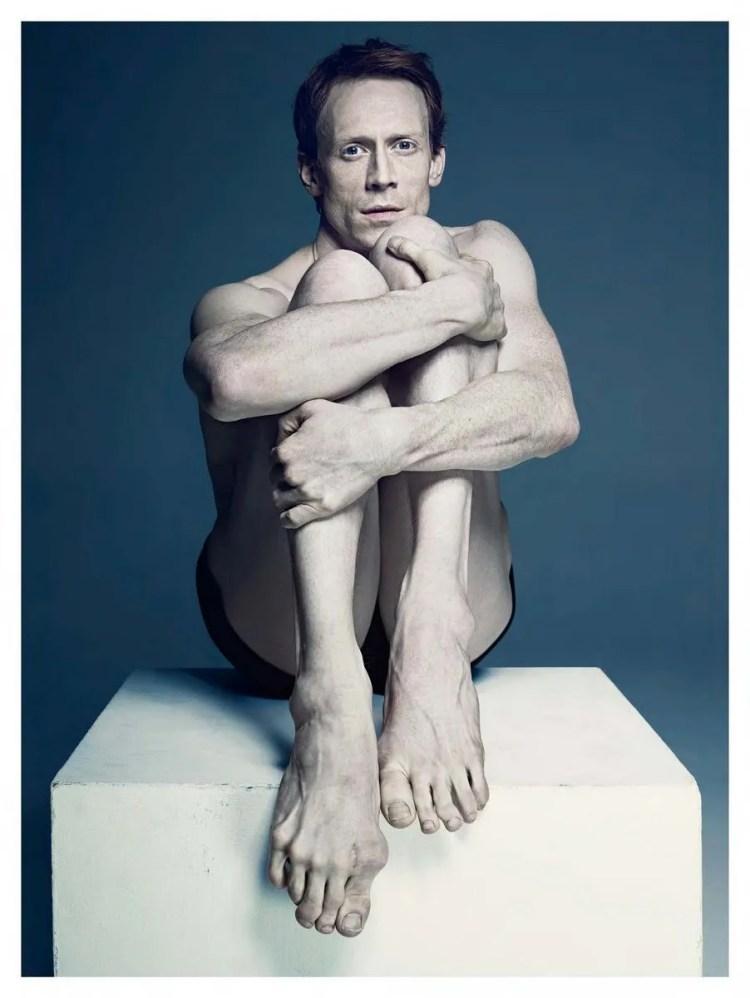 Most ballet dancers hate their feet