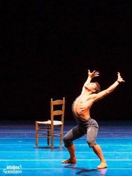 Bakhtiyar Adamzhan, Le jeune homme et la mort, photo by Graham Spicer