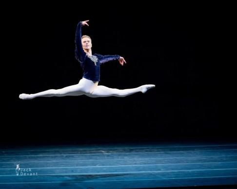 Leonid Sarafanov, Grand Pas Classique, photo by Jack Devant