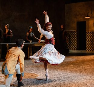 Susanna Salvi in Carmen di Jiří Bubeníček ® Yasuko Kageyama