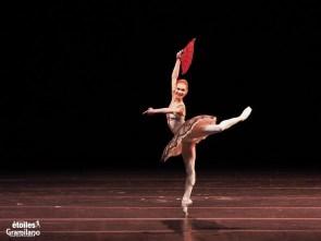 Tatiana Melnik, Don Quixote, photo by Graham Spicer