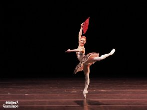 Tatiana Melnik, Don Quixote, photo by Graham Spicer