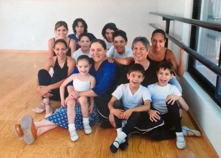 The Ballet Family