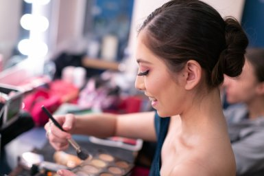 Alys Shee as Vanité in Beauty and the Beast, Birmingham Royal Ballet © Dasa Wharton 03