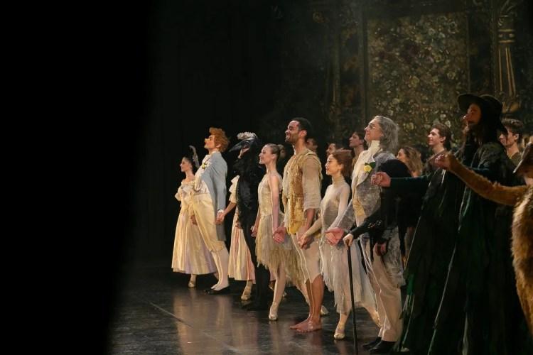 Beauty and the Beast, Birmingham Royal Ballet © Dasa Wharton