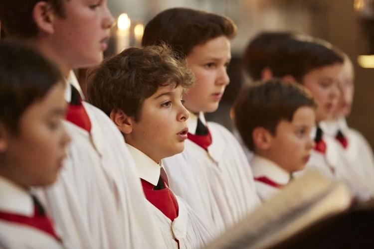 Choir of King's College, Cambridge 03