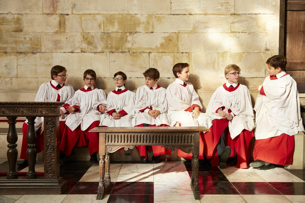 Choir of King's College, Cambridge 05