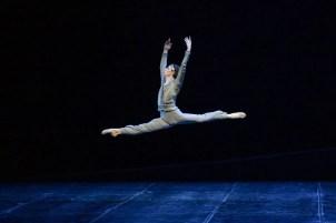 Daniele Bonelli in La Bayadère © Tatiana Mazzola, Teatro alla Scala 2019