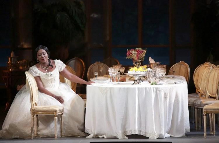 La traviata, Teatro alla Scala, 2019 Angel Blue