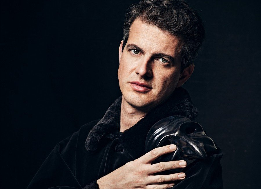 Philippe Jaroussky, Ombra mai fu, photo by Josef Fischnaller, © Parlophone Records Ltd crop