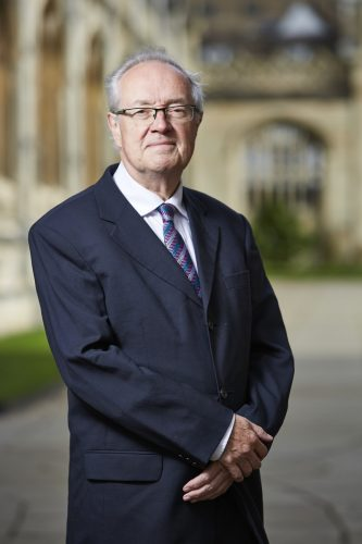 Stephen Cleobury, photo by Kevin Layton