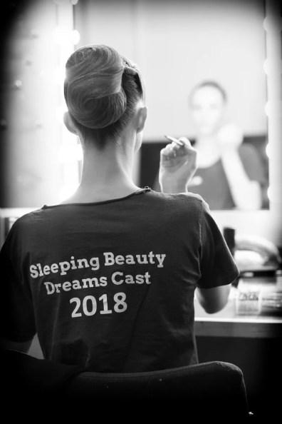 Yvette Knight as Belle in Beauty and the Beast, Birmingham Royal Ballet © Dasa Wharton 18