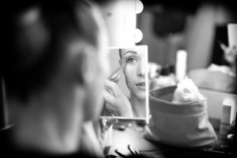 Yvette Knight as Belle in Beauty and the Beast, Birmingham Royal Ballet © Dasa Wharton 22