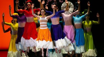 Broken Wings by Annabelle Lopez Ochoa, photo by Dasa Wharton, English National Ballet 2019 07