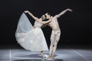 Nuit Blanche by Sébastien Bertaud with Abbagnato and Vogel © Yasuko Kageyama (5)