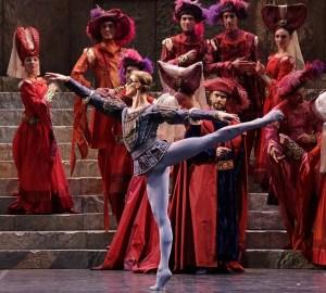 Timofej Andrijashenko in Romeo and Juliet, photo by Brescia e Amisano, Teatro alla Scala 2016 (2