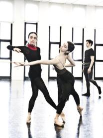 Woolf Works rehearsals, with Alessandra Ferri and Caterina Bianchi photo by Brescia and Amisano, Teatro alla Scala 2019 01