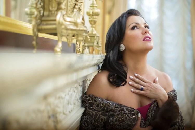 Anna Netrebko, photo Dario Acosta
