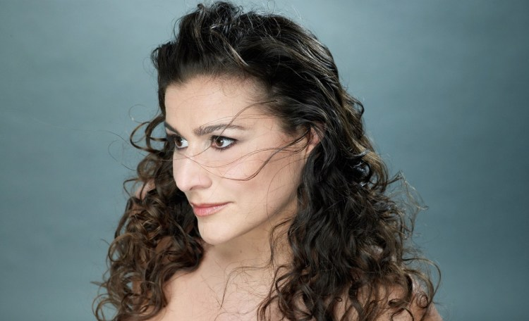 Cecilia Bartoli, photo by Uli Weber
