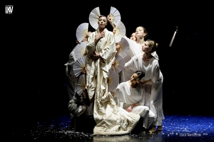 Francesco Ventriglia's Madame Butterfly with Sabrina Brazzo and Jas Art Ballet