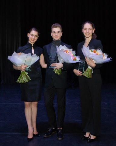 Julia Conway Rhys Antoni Yeomans and Eireen Evrard © Photography by ASH