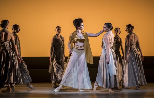 Medusa. Artists of The Royal Ballet. ©ROH, 2019. Ph by Tristram Kenton. (3)