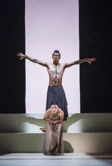 Medusa. Artists of The Royal Ballet. ©ROH, 2019. Ph by Tristram Kenton. (5)