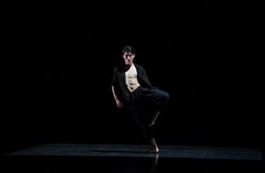 Rentaro Nakaaki performing Own © Laurent Liotardo