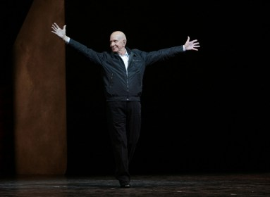 Roland Petit at La Scala, photo Marco Brescia, Teatro alla Scala