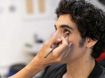 07 Cesar Corrales, makeup and hair, Romeo and Juliet © Dasa Wharton