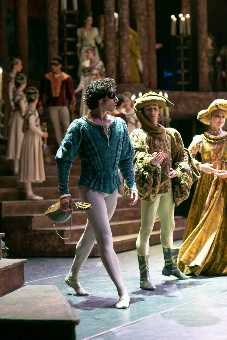 11 Cesar Corrales, Romeo and Juliet © Dasa Wharton