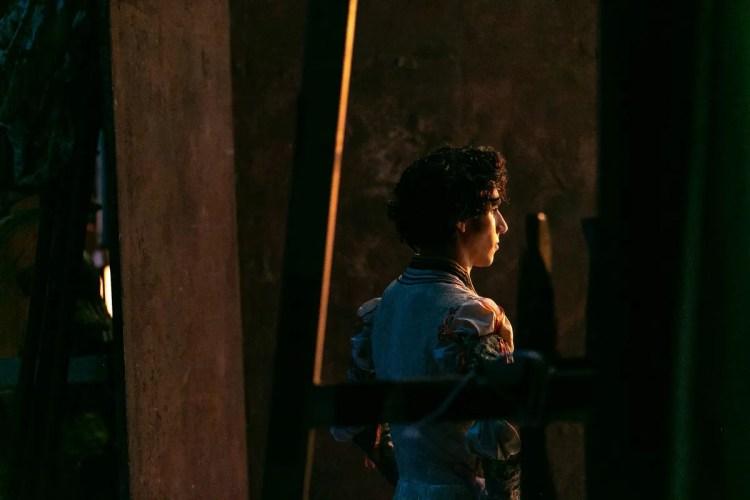 17 Cesar Corrales, Romeo and Juliet © Dasa Wharton 07