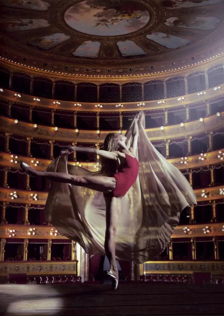 Eleonora Abbagnato at Teatro Massimo in Palermo @ Marco Glaviano