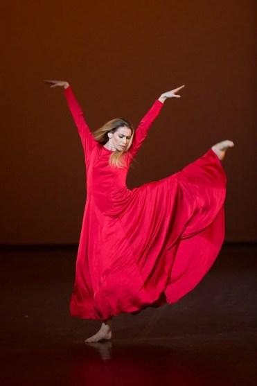 Eleonora Abbagnato in Puccini by Julien Leste © Rolando Paolo Guerzoni
